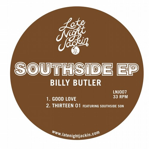 Billy Butler - Southside EP [LNJ 007]